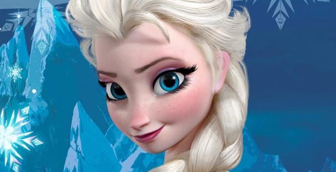 Oğlu Cadılar Bayramında Elsa Olmak İstedi Ve…