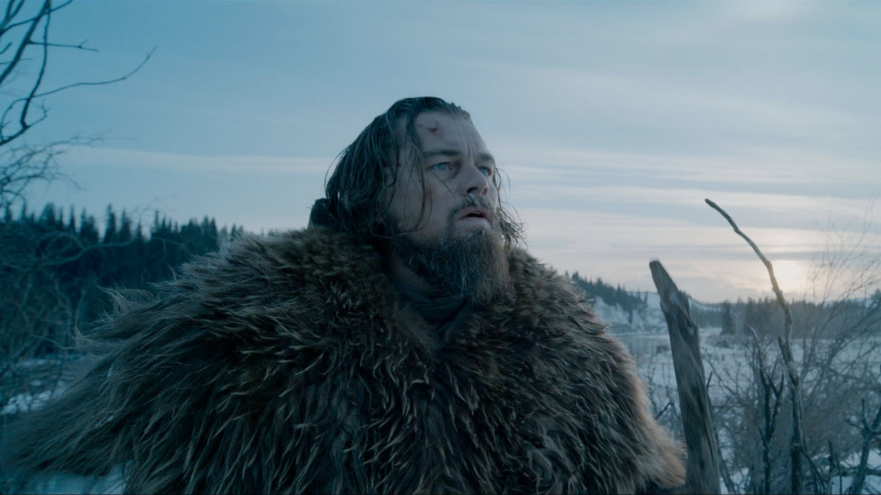 The Revenant'tan Yeni Fragman