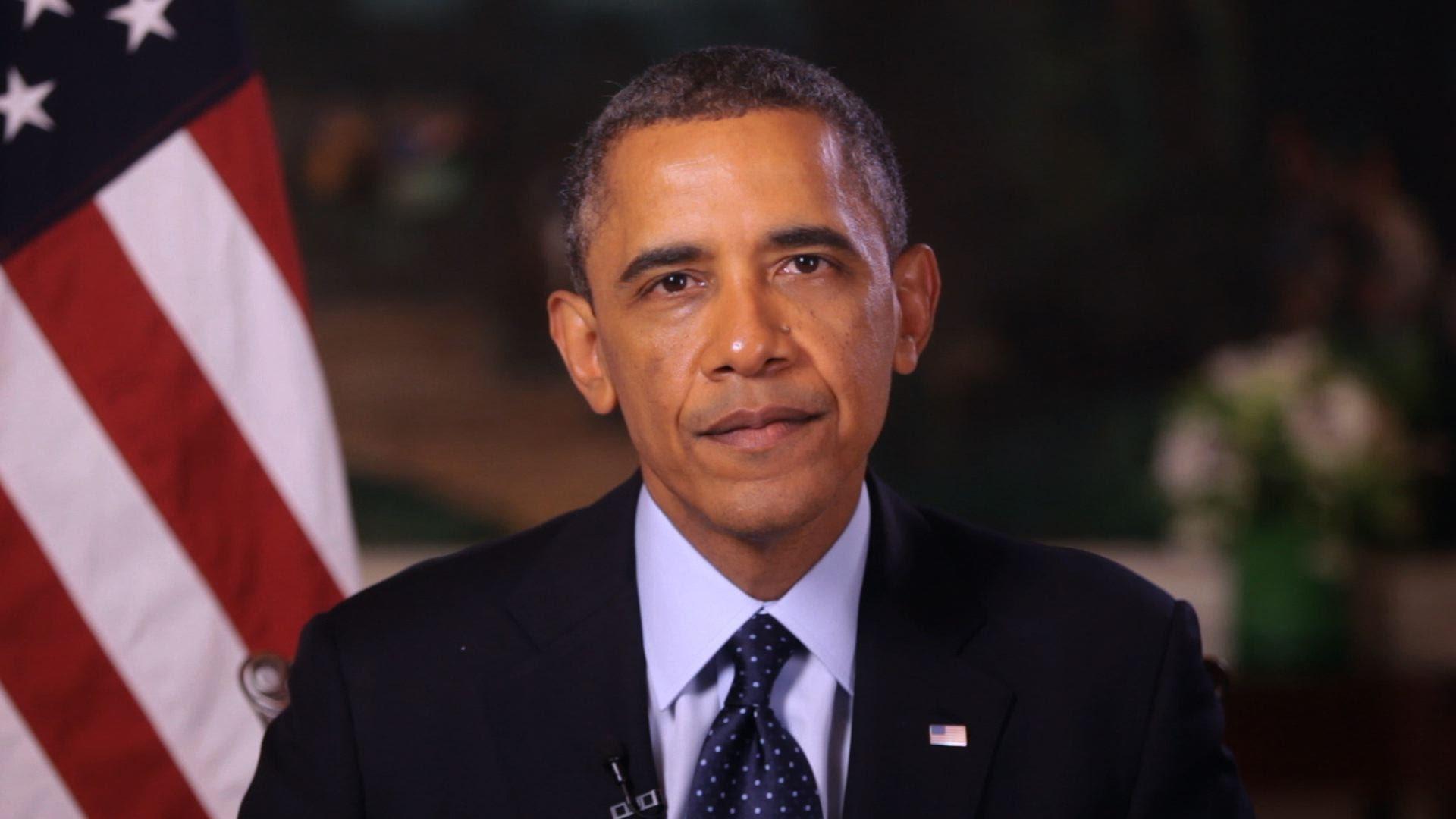 Obama'dan ABD'de Eşcinsel Haklarıyla İlgili Konuşma