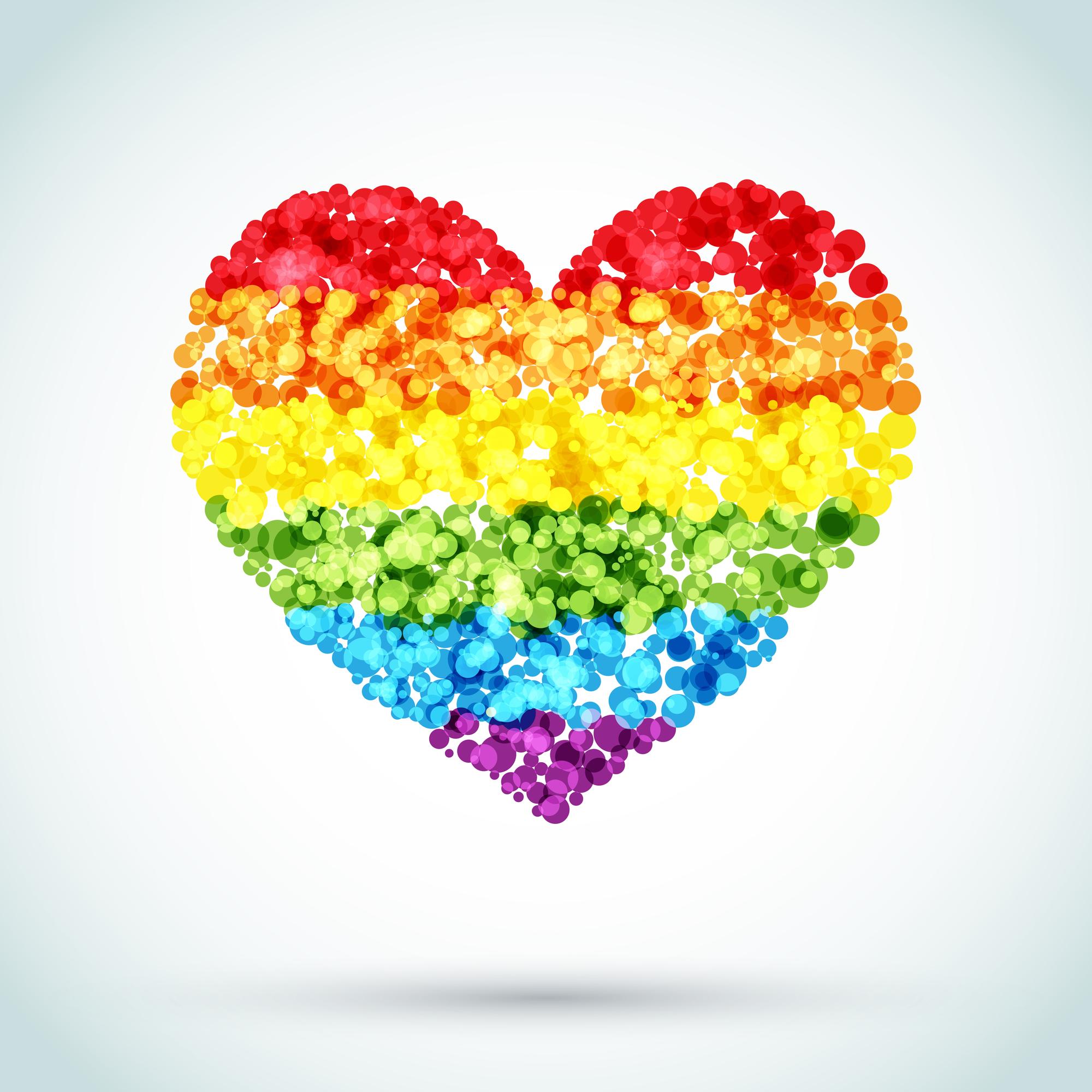 '5' Adımda LGBT Kimliğini Oluşturmak