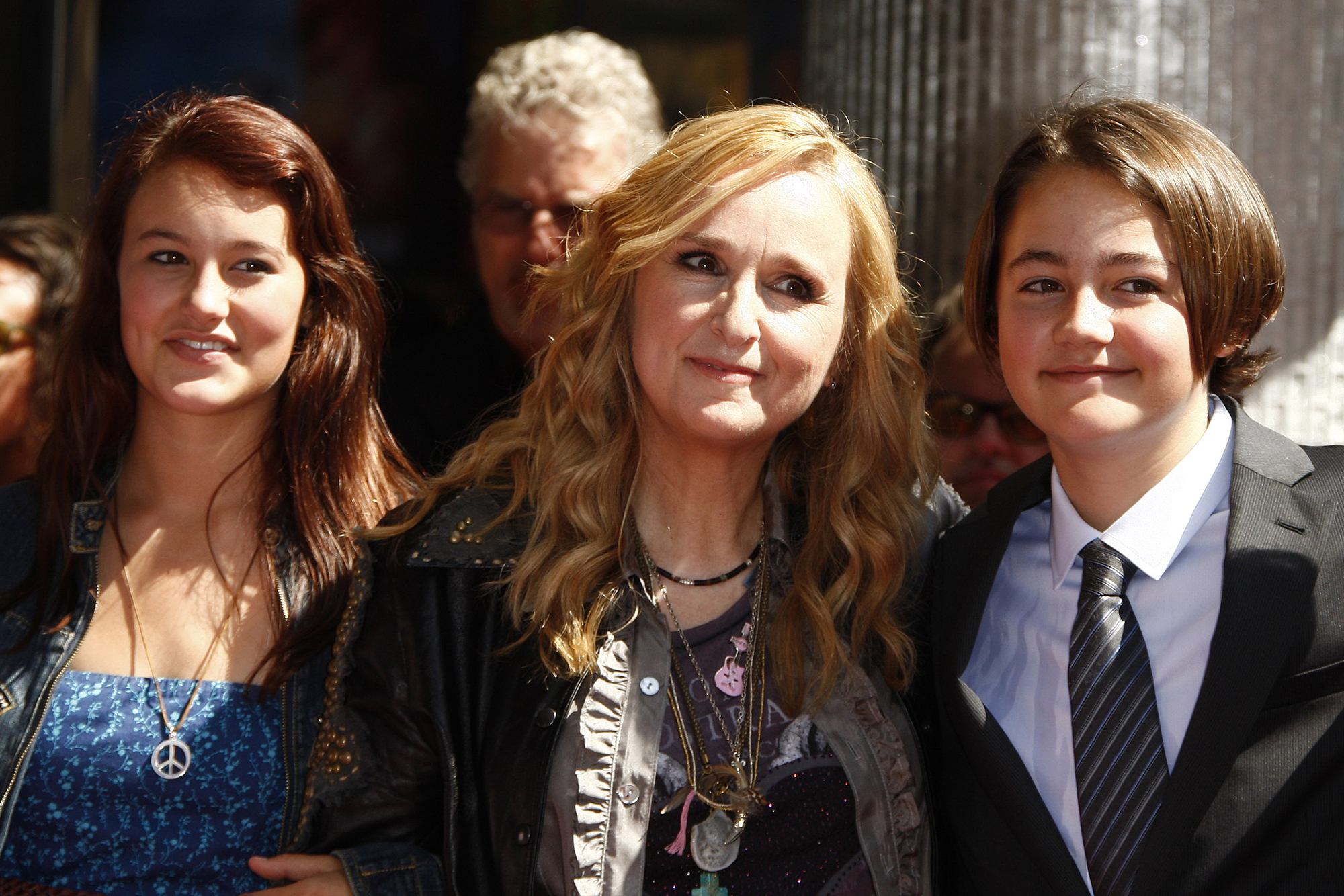 Melissa Etheridge receives a star on the Hollywood Walk of Fame