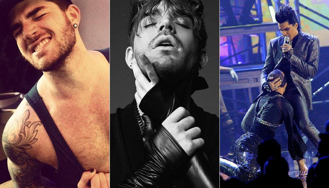 İyi ki Doğdun Adam Lambert! Fotoğraflar ile En Muhteşem Anları