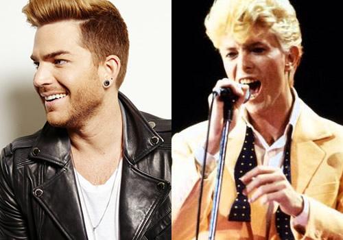 Adam Lambert, David Bowie'nin 'Let's Dance' Şarkısını Yorumladı