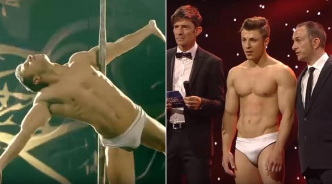 İşte 'Got Talent Belgium' Yarışmasının Seksi ve İnanılmaz Direk Dansı Birincisi!