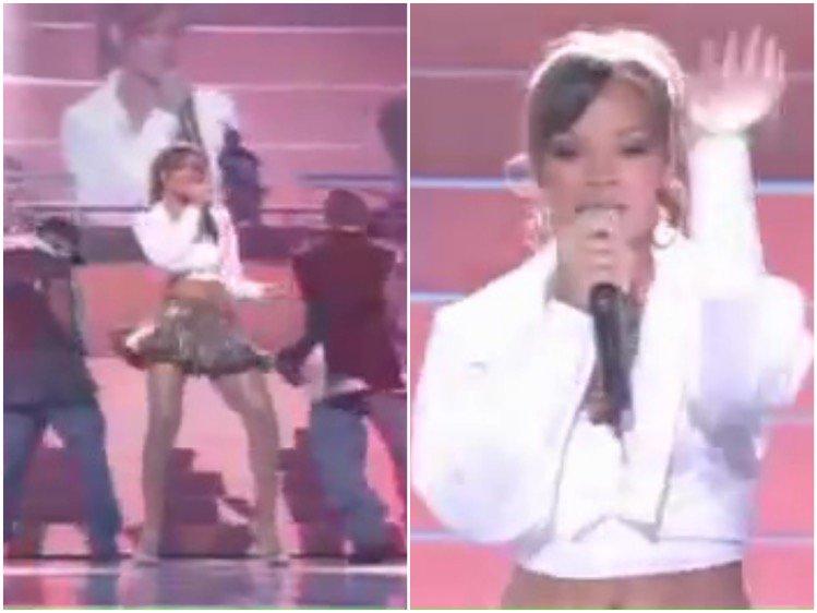 Unutulmayanlar: Rihanna'nın Destiny's Child'a Hürmeti