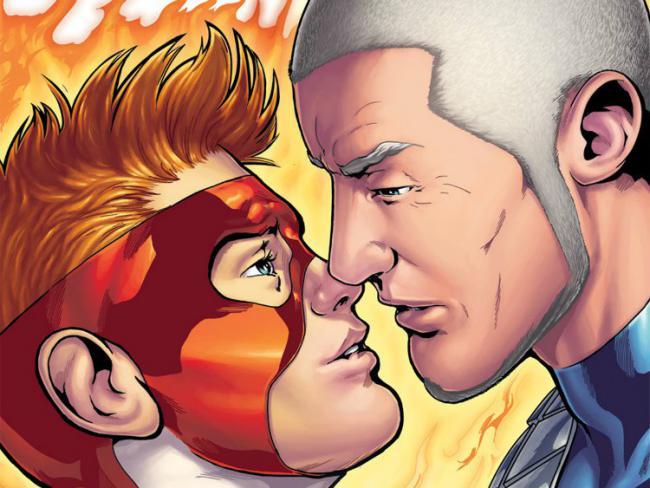Kickstarter – Gay Süper Kahraman Çizgi Romanı Ön Satışta