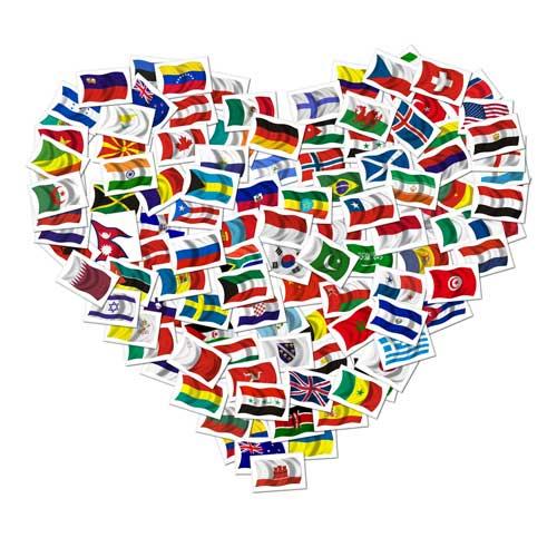 Ülkelerin LGBT Oranları