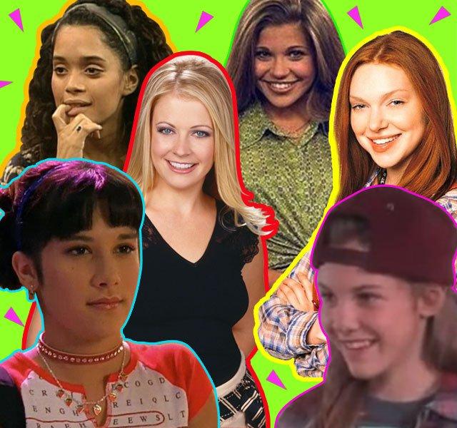 90'larda Çocuk Olan Kuirlerin Aşık Olduğu 12 Kız