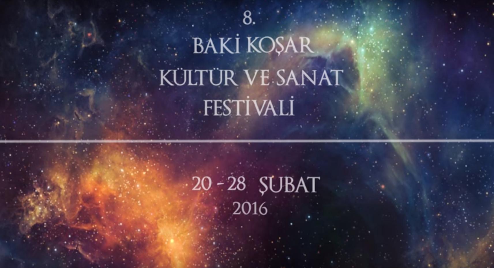 8. Baki Koşar Festivali Tüm Hızıyla Devam Ediyor