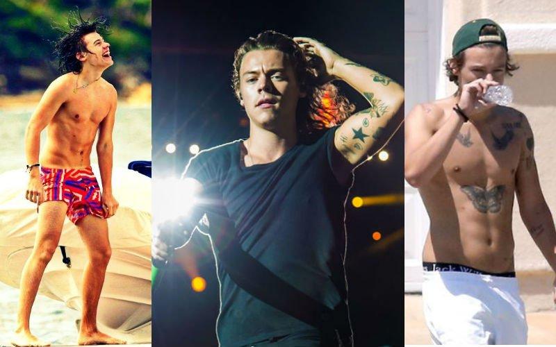 İyi ki Doğdun Harry Styles! Fotoğraflarla Styles'ın En Çekici Halleri