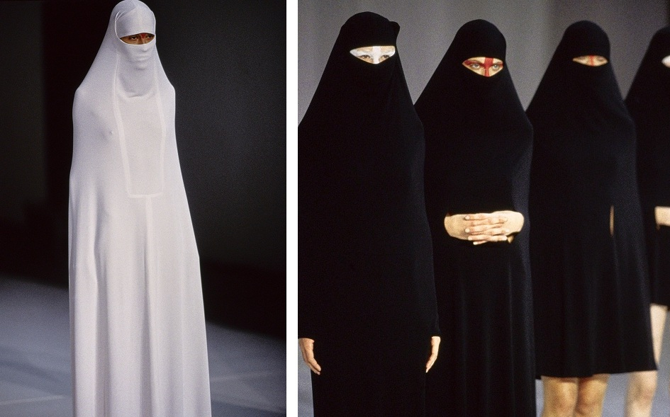 Moda Tarihinin En Olaylı '9' Defilesi!