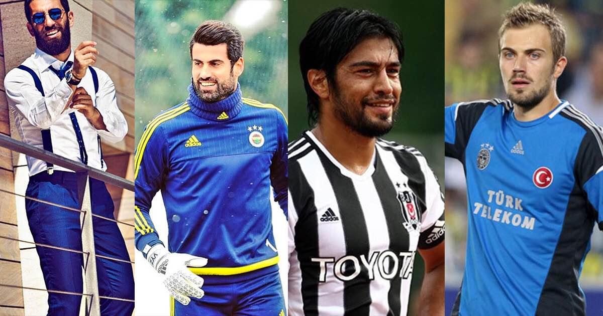 En Karizmatik 10 Türk Futbolcu