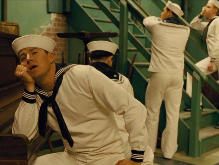 """İzleyin: Channing Tatum """"Hail Ceasar!"""" için Çekilen Yeni Klipte Gene Kelly'i Canlandıracak"""