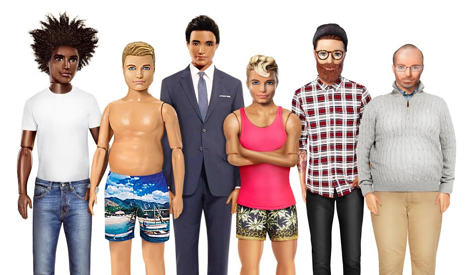 Daddy Barbie Ken!