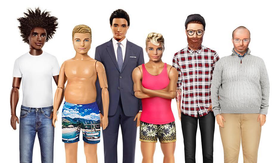Daddy Barbie Ken!