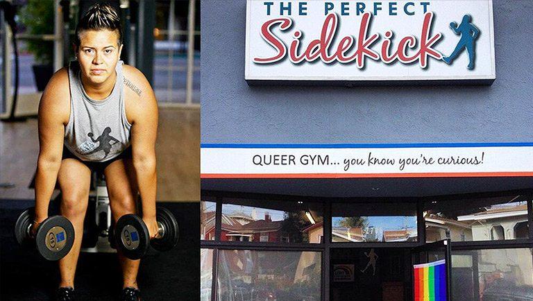 Cinsel Yönelimlere Göre Vücut Eğitimi Veren Spor Salonu
