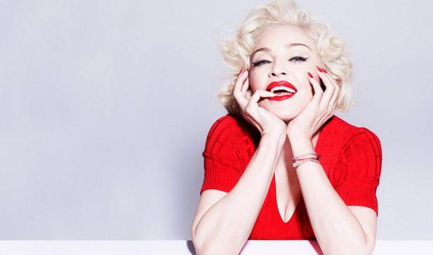 Madonna'ya Ban!