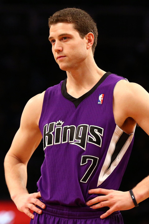 JIMMER FREDETTE, SACREMENTO KINGS