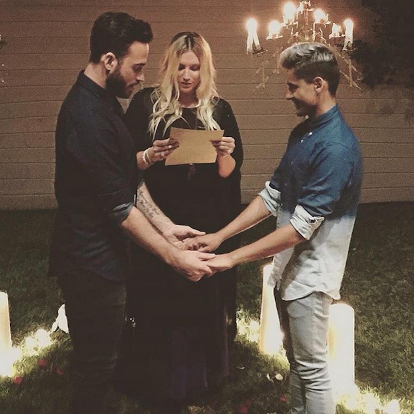 Kesha'ya Eşcinsel Görünürlük Ödülü