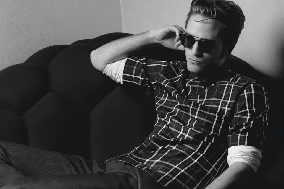 Dior'un Yeni Yüzü Robert Pattinson