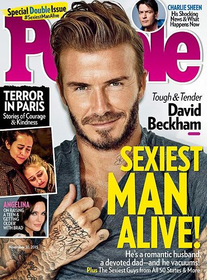 Beckham'ın Bile Varlığını Unutturacak 14 Seksi Futbolcu !