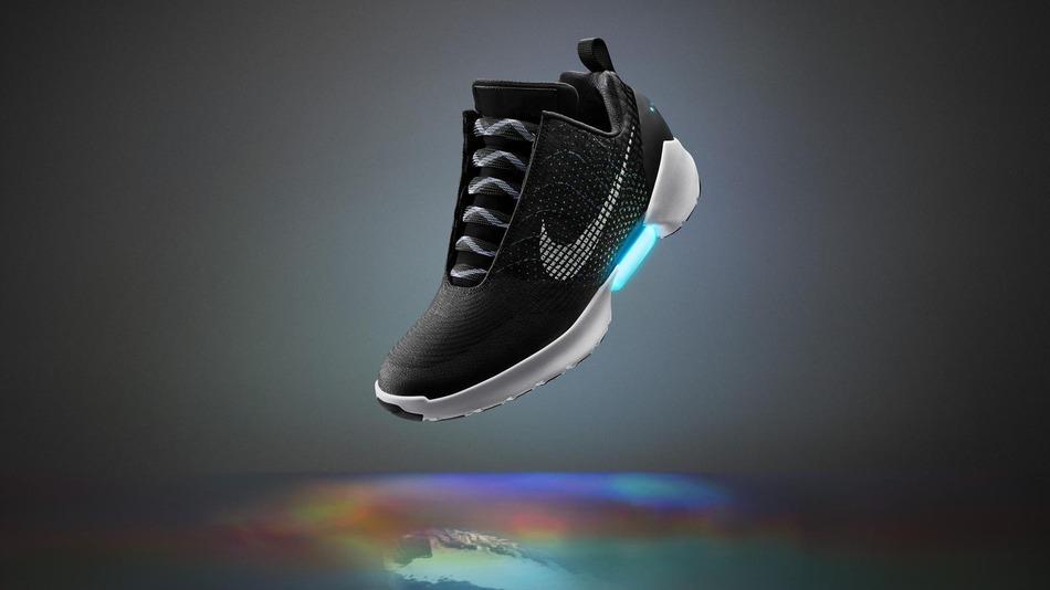 Nike'dan Geleceğe Dönüş!