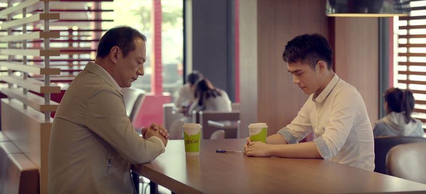McDonalds Reklamında Duygusal Açılma Anı