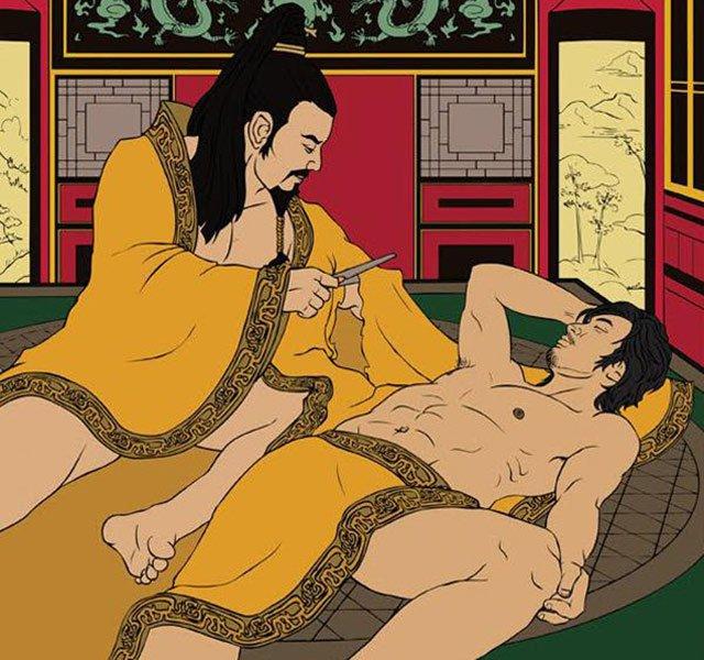 Antik Yunan'dan ve Eski Çin Döneminden Eşcinsellik Kayıtları