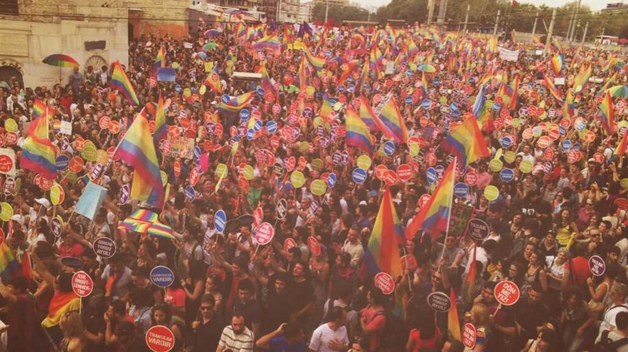 Türkiye'de Adım Adım LGBT Hakları