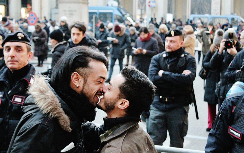 İtalya'nın Gay Birliktelik Hakkını Kazanma Yolculuğu
