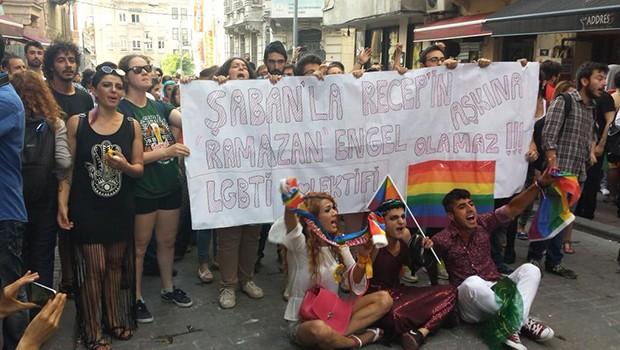 'Şaban'la Recep'in Aşkına Ramazan Engel Olamaz'a Dava