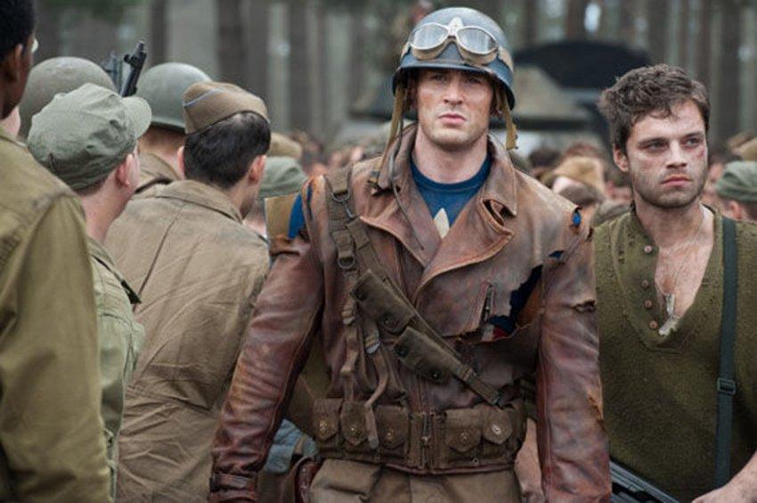 Marvel'a Mesaj: 'Kaptan Amerika'ya Erkek Arkadaş Verin!'