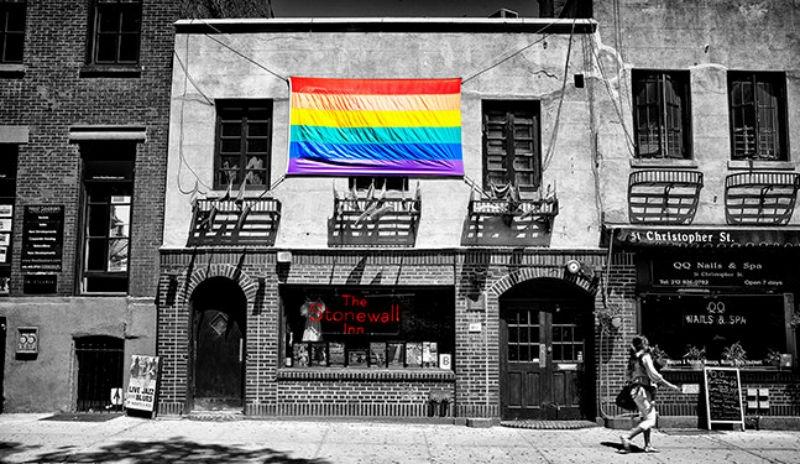 """Obama Stonewall'u """"Ulusal Abide"""" İlan Edebilir"""