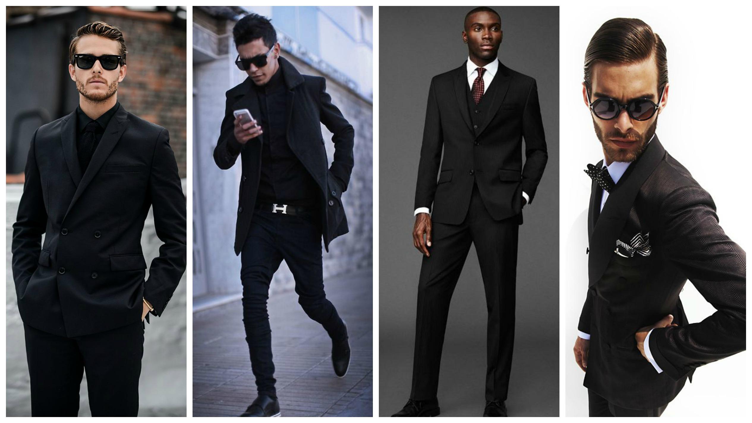 Sırf Siyah Giyen Bir Erkekle Birlikte Olmak İçin 10 Neden
