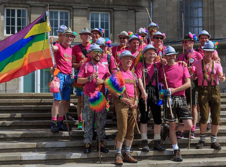 Almanya Binlerce Mahkum Gay Erkeği Tahliye Edebilir