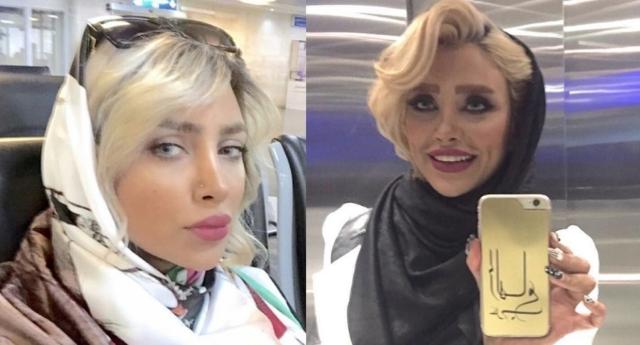 İranlı Modeller Açık Saçlı İnstaları Yüzünden Tutuklandı