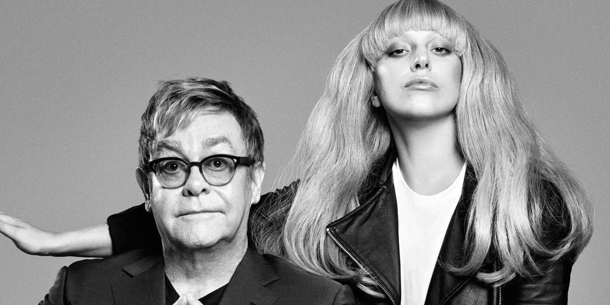 Lady Gaga ve Sir Elton John Koleksiyon Çıkarıyor!