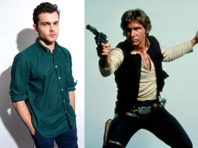 Han Solo Geri Dönüyor, Daha Genç ve Daha Yakışıklı