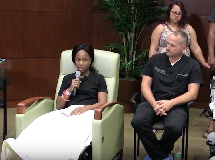"""Orlando Kazazedesi: """"Hayatta Olmanın Suçluluğunu Çok Ağır"""""""