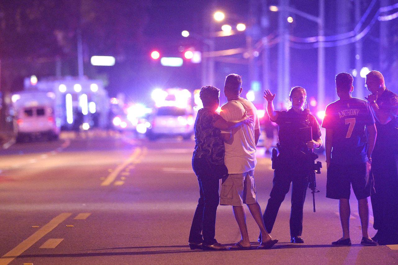 Orlando'da Gay Barda IŞİD Katliamı