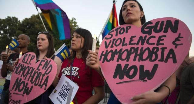 Acı Çeken Dostun Orlando'da Öldürülen Arkadaşlarına Mesajı