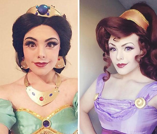 Disney Prenseslerine Hayat Veren Erkekle Tanışın