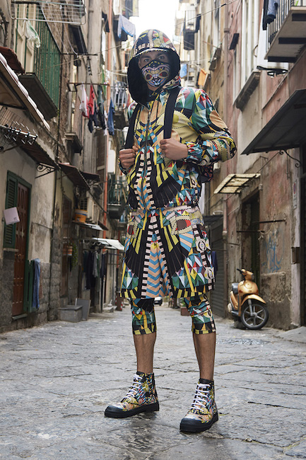 Alessio Pozzi Givenchy Bahar Koleksiyonu'nda