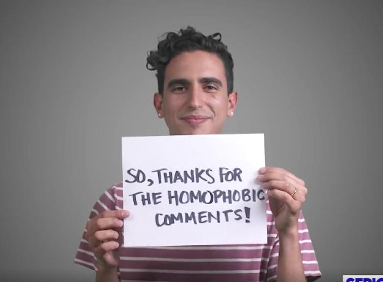 'Men Kissing Men' Homofobiyi Orlando Bağışına Dönüştürüyor
