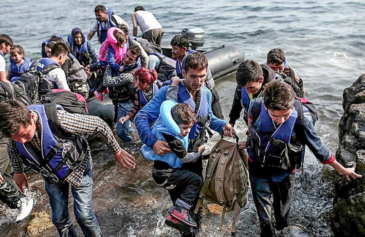 Yunanistan, Gay Suriyeli Sığınmacıyı Reddetti