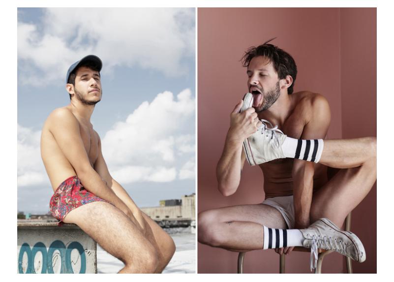 Luke Austin'in Gözünden '15' Seksi Portre