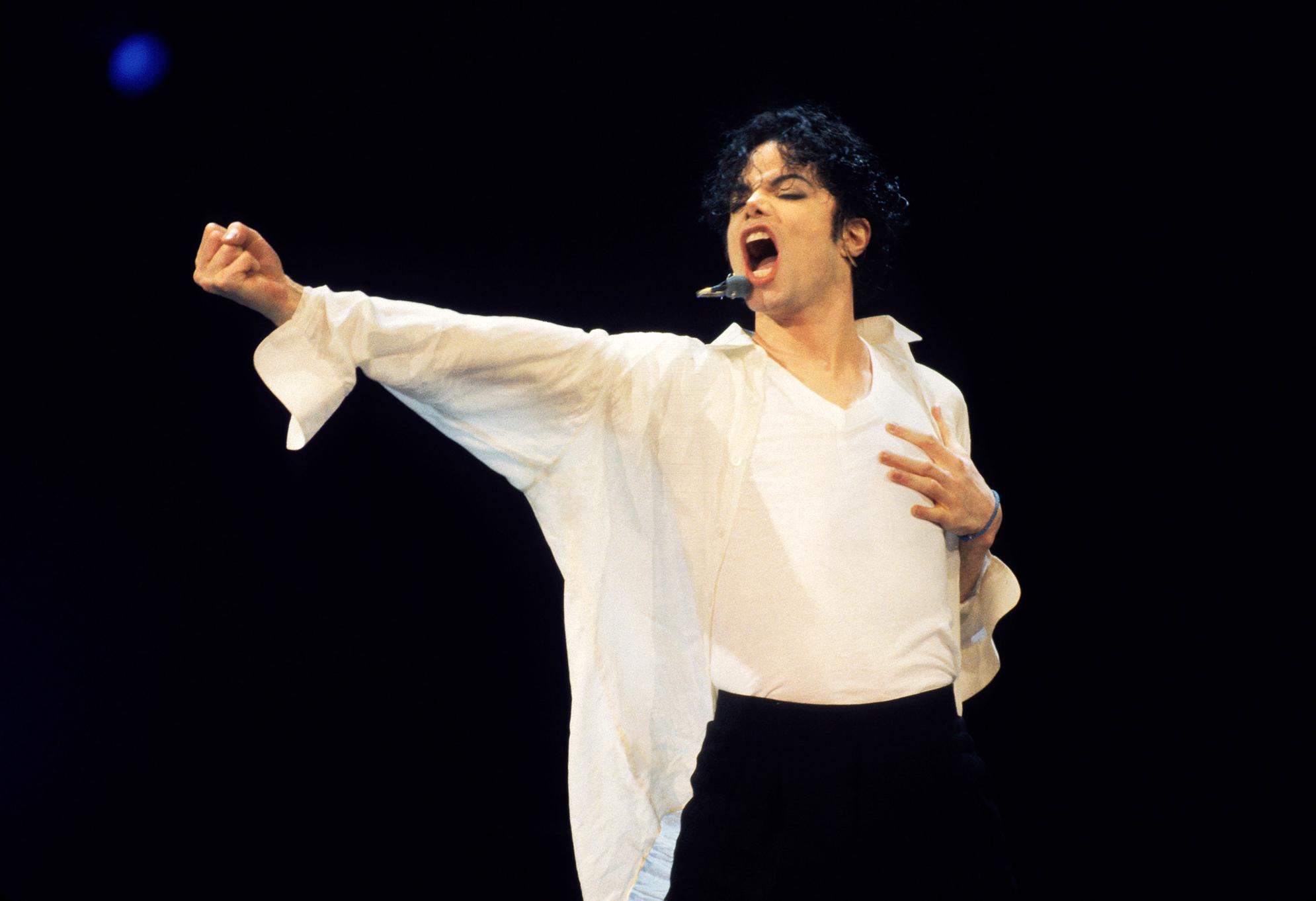 Pop'un Kralı Michael Jackson'ın Hayatı Dizi Oluyor