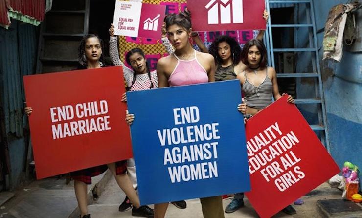 Spice Girls, Efsane Şarkısını Kadın Hakları İçin Tekrar Yazdı