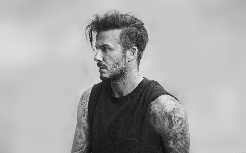 BinBir Şekil David Beckham Saçları