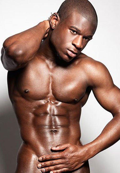 Black muscle men pics — photo 1